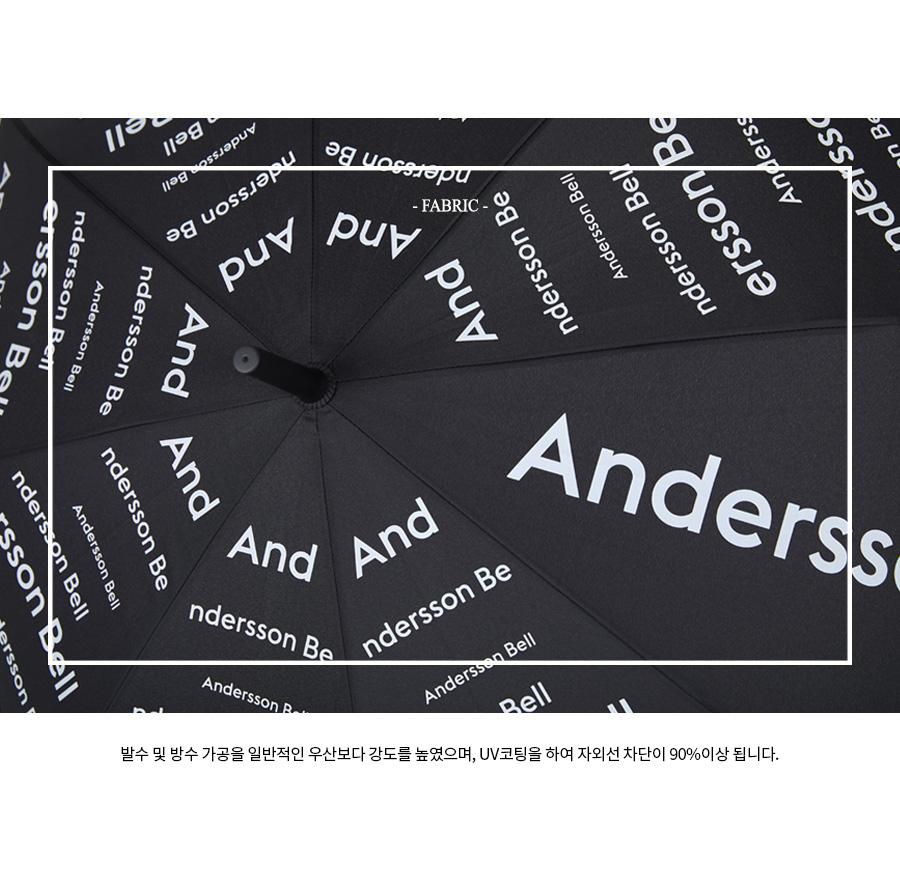 앤더슨벨(ANDERSSON BELL) ANDERSSON UV BLOCKING UMBRELLA aaa210u(Black)