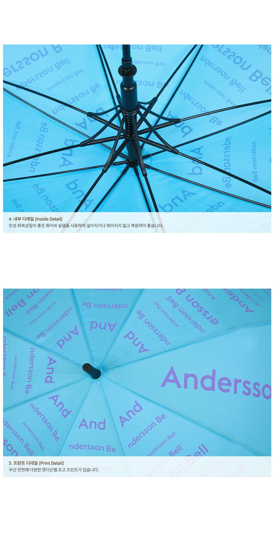 앤더슨벨(ANDERSSON BELL) ANDERSSON UV BLOCKING UMBRELLA aaa210u(Mint blue)