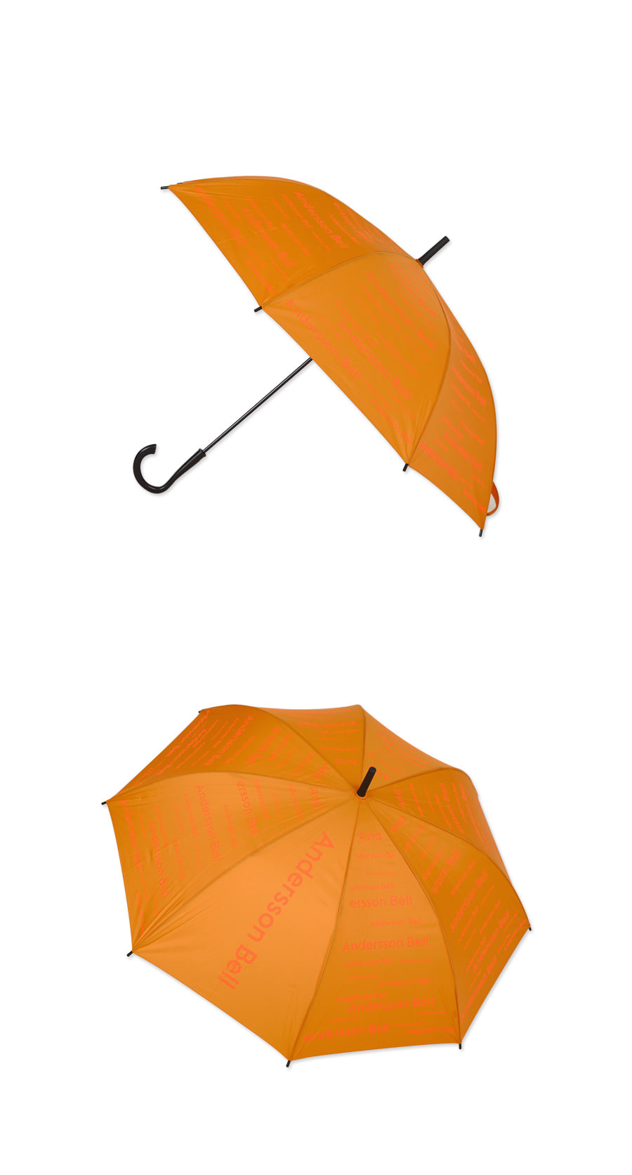 앤더슨벨(ANDERSSON BELL) ANDERSSON UV BLOCKING UMBRELLA aaa210u(Deep orange)
